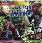 Doctor Who, The Ark, (CD COVER ONLY) signed by Jackie Lane, Ian Frost & Terrence Bayler 1334
